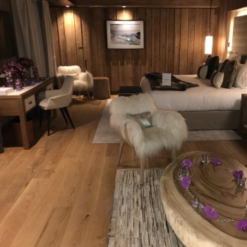 Accueil VIP Hotel Courchevel