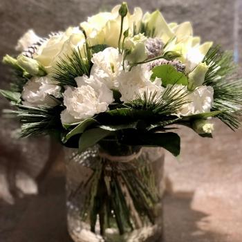 Petit Bouquet Blanc d'Hievr
